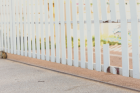 Our fence repair services are the best in the area. The best thing to do when you have a broken fence is to just repair it rather than tear it down and replace it. Call us today so we can help you with you fence repair!